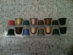 acheter des capsules Nespresso