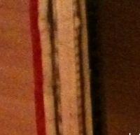 acheter une raquette de compétition avec mousses épaisses