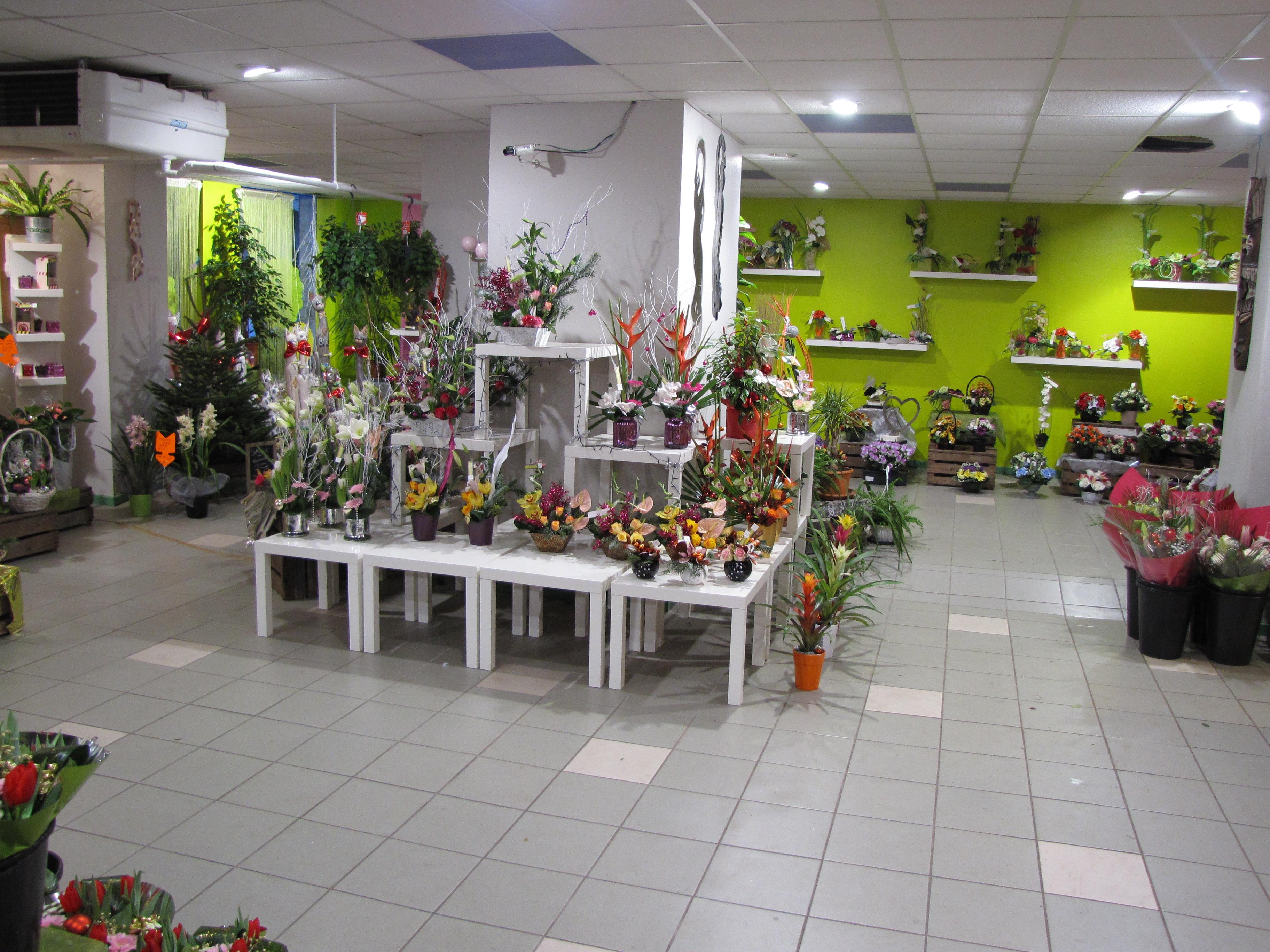 Exceptionnel Fleuriste Douai, 1001 fleurs Douai. Éva vous ouvre ses portes CG35