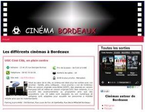 cinémas bordelais