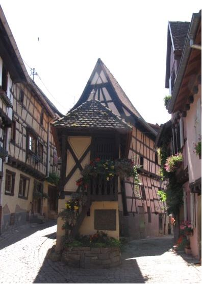 particularité d'Eguisheim