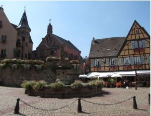 place d'Eguisheim