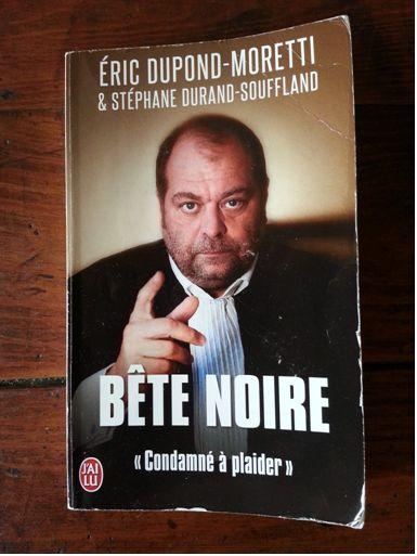 couverture du livre Bête Noire